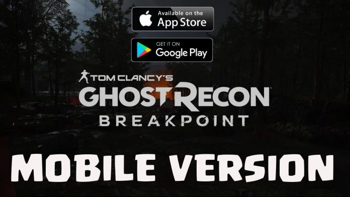 Ghost Recon Breakpoint Mobile